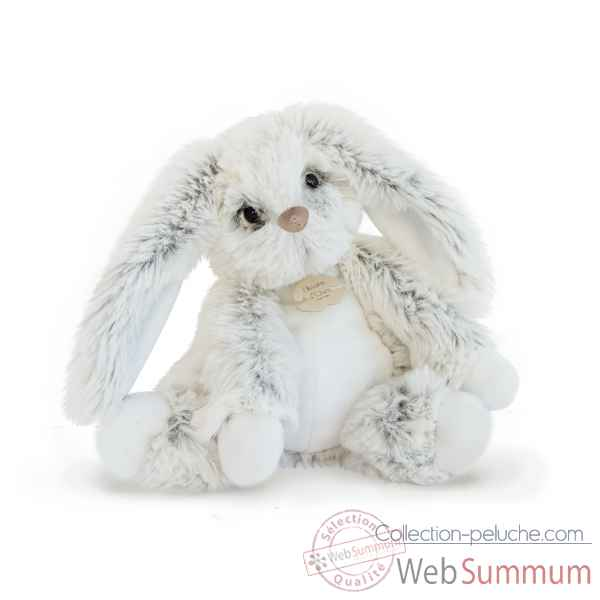 Peluche softy - lapin perle pm histoire d'ours -2727