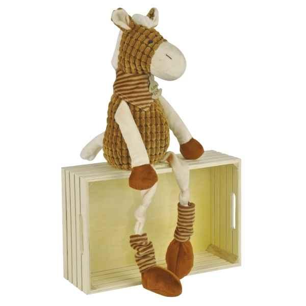 peluche vagabond pantin longues jambes cheval histoire d 39 ours de histoire d 39 ours. Black Bedroom Furniture Sets. Home Design Ideas