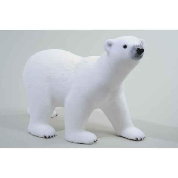 deco noel exterieur ours polaire