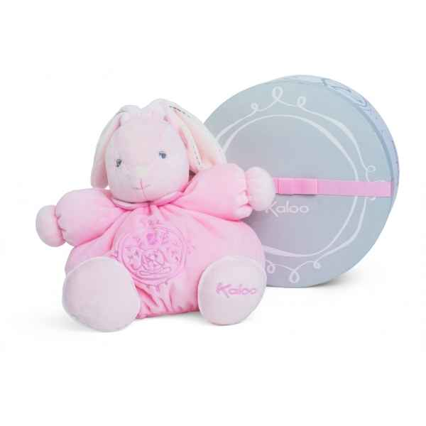 perle - patapouf lapin rose medium Kaloo -K962146