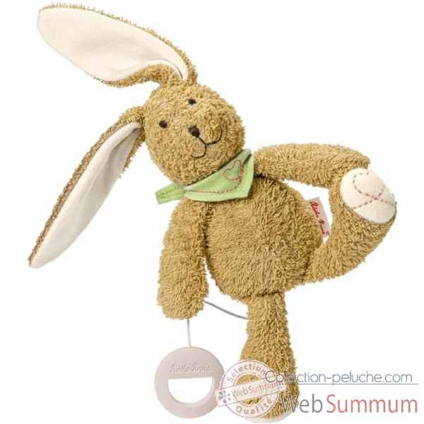 Peluche musicale pino le lapin kathe kruse -187413