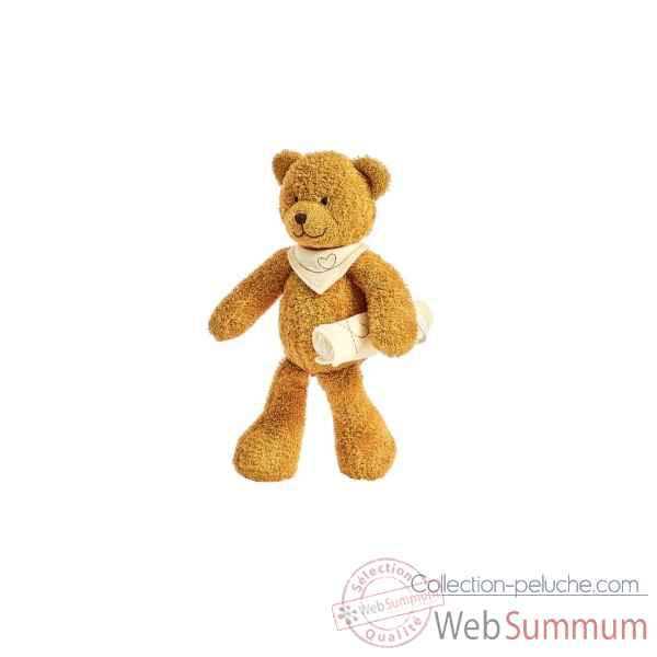 Peluche ours caramel kathe kruse -178257