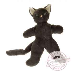 Chat ralphy gris 33 cm Les Petites Marie -FAB1CHARAPG