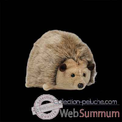peluche Herisson spiky beige 40 cm les petites maries -FABH2HER