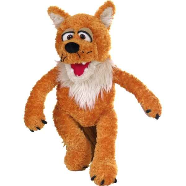 Marionnette a main ventriloque mr. fox le renard Living Puppets -W800