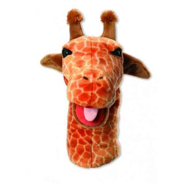Video Grande Marionnette peluche a main - Girafe-23203
