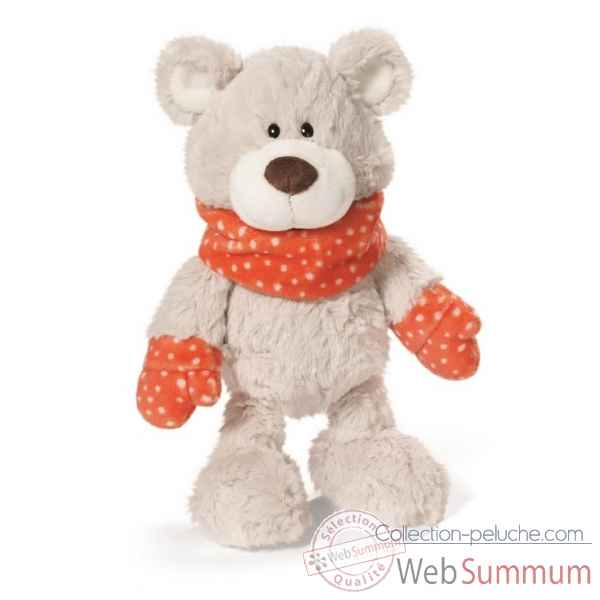 Peluche ours sir ourstur peluche 80cm Nici -NI39920