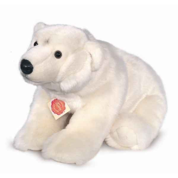Peluche Hermann Teddy Collection Ours Polaire Assis 40 cm -91541 6