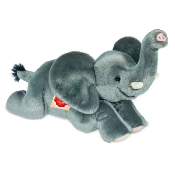 Peluche hermann teddy elephant couche 40 cm -90741 1