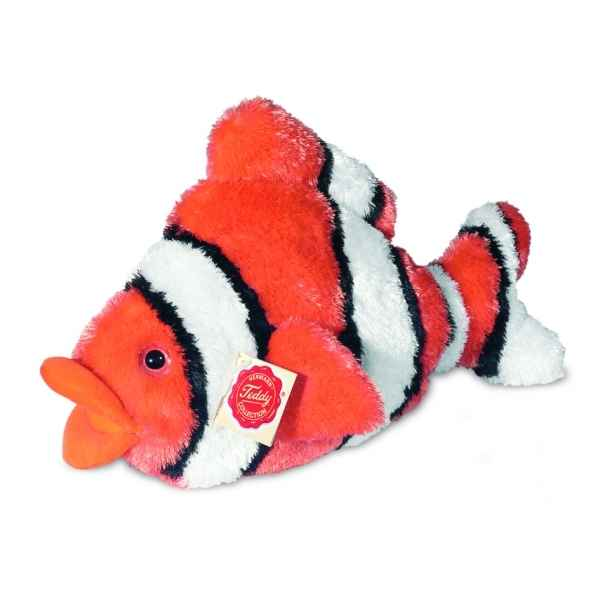 Peluche hermann teddy poisson clown 30 cm -90136 5