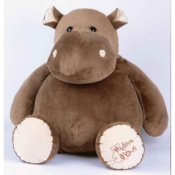hippopotame peluche hippopotame peluche sur enperdresonlapin. Black Bedroom Furniture Sets. Home Design Ideas