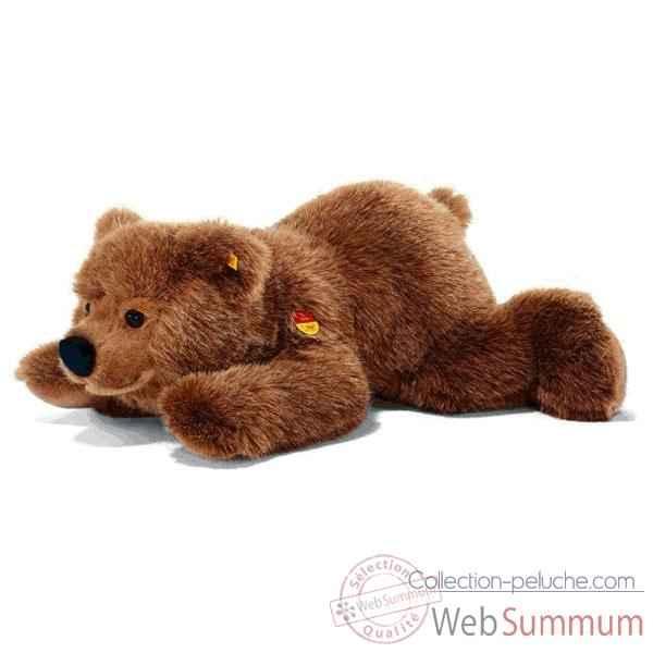 peluche ours brun couch 60cm steiff dans peluche ours teddy bear steiff de steiff. Black Bedroom Furniture Sets. Home Design Ideas