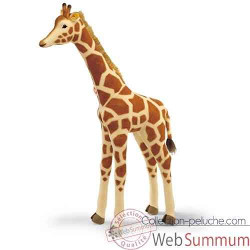 peluche steiff girafe studio mohair debout 502187 de steiff sur collection peluche. Black Bedroom Furniture Sets. Home Design Ideas