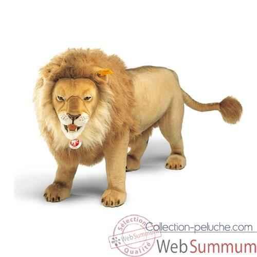 peluche steiff lion studio debout 502651 photos. Black Bedroom Furniture Sets. Home Design Ideas