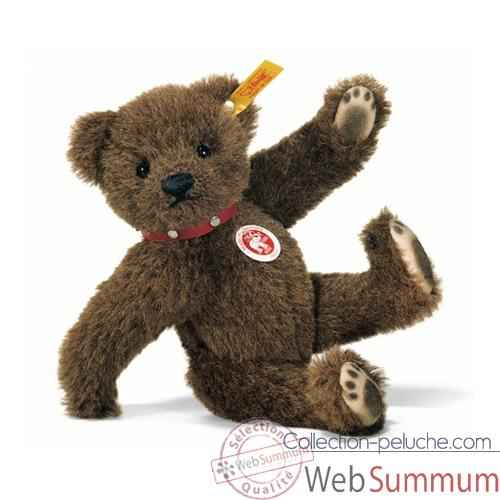 Video Peluche Steiff Ours Teddy brun -st027697