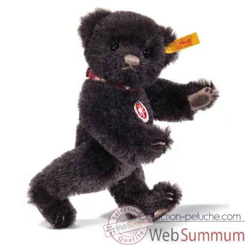 Video Peluche Steiff Ours Teddy noir -st027703