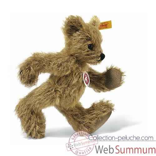 Peluche Steiff Ours Teddy mohair Big foot blond dore -st002915