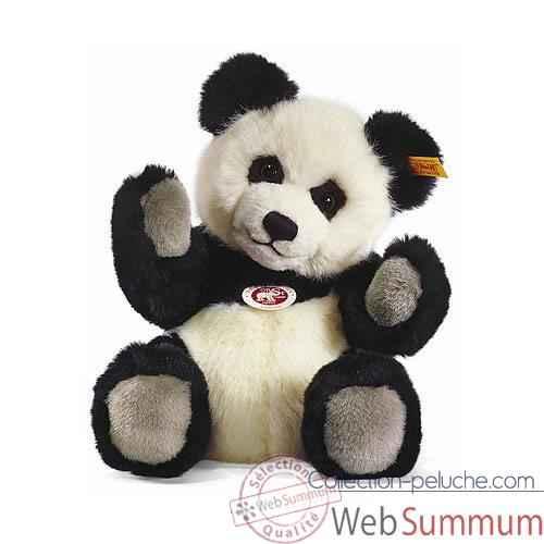 peluche steiff panda ted st010620 dans peluche animaux sauvages steiff de steiff sur collection. Black Bedroom Furniture Sets. Home Design Ideas