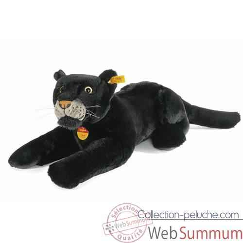 Video Peluche Steiff Panthere couche noir -st064203