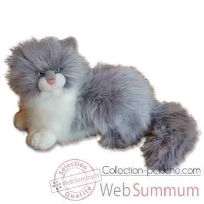 Les Petites Marie - Peluche collection traditionnelle les chats, Chat Felix