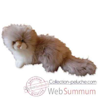 Les Petites Marie - Peluche collection traditionnelle les chats, Chat Flanelle