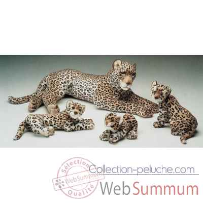peluche geante leopard