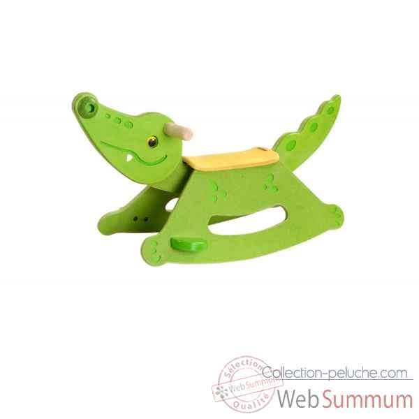 Alligator a bascules Plan Toys -3609