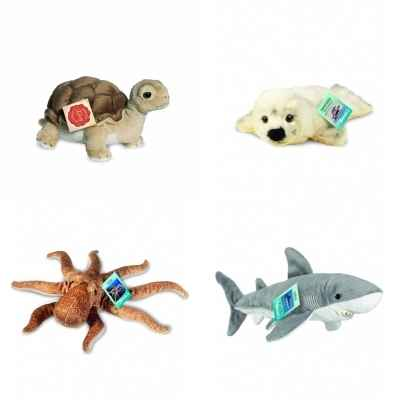 Promotion animal marin en peluche Hermann -LWS-145