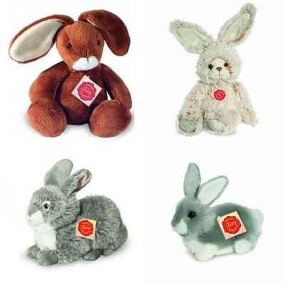 Promotion Peluche lapin Hermann -LWS-143