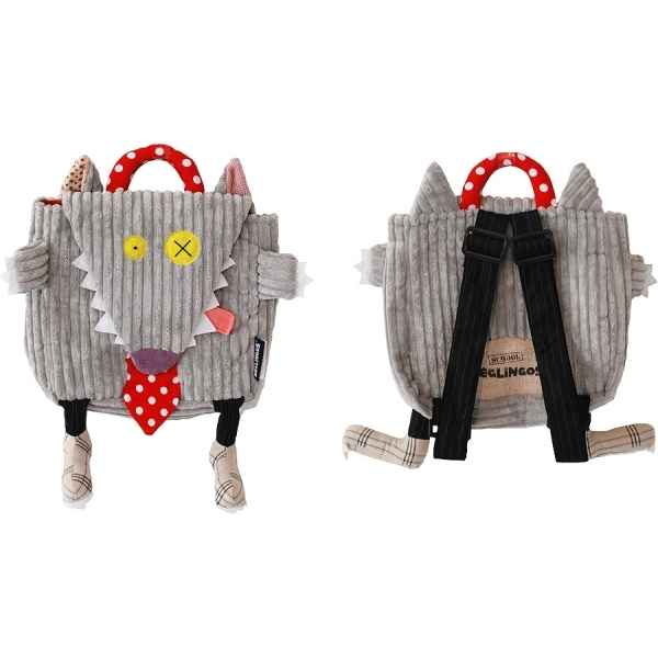 Sac a dos bigbos le loup Punch and Judy -35000