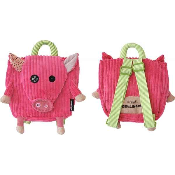 Sac a dos jambonos le cochon Punch and Judy -35011