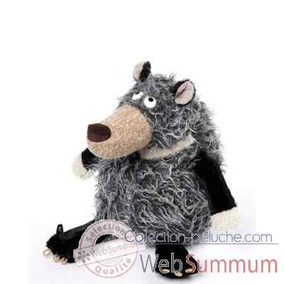 Peluche ours Bearly therely, beasts Sigikid -38480