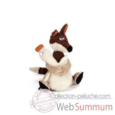 Peluche Renard Never let you go Sigikid -38361