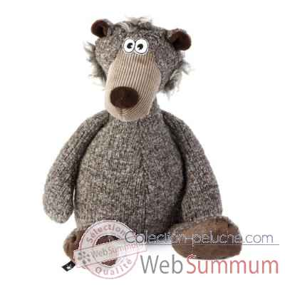 Peluche Ours Not good enough Sigikid -38315