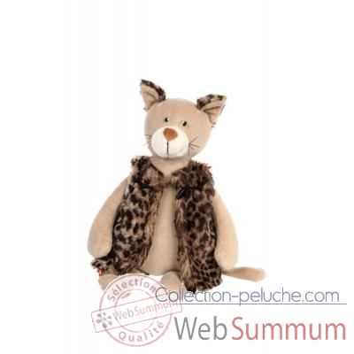 Peluche chat kater mallow beasts sigikid -38780