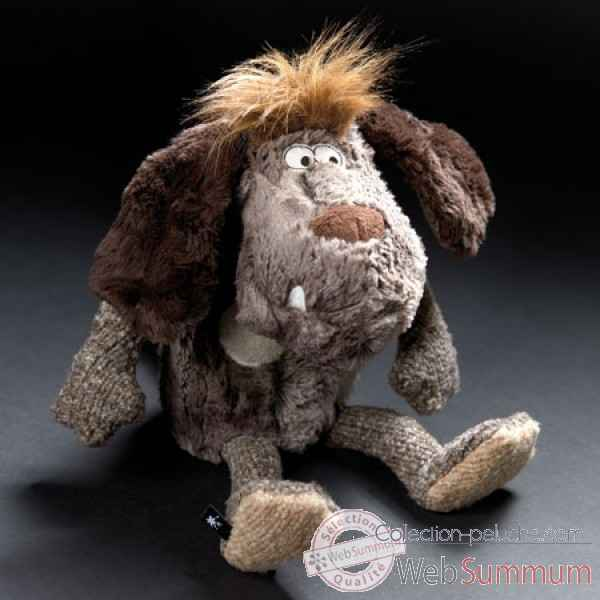 Peluche chien roll over rolf, beasts Sigikid -38660