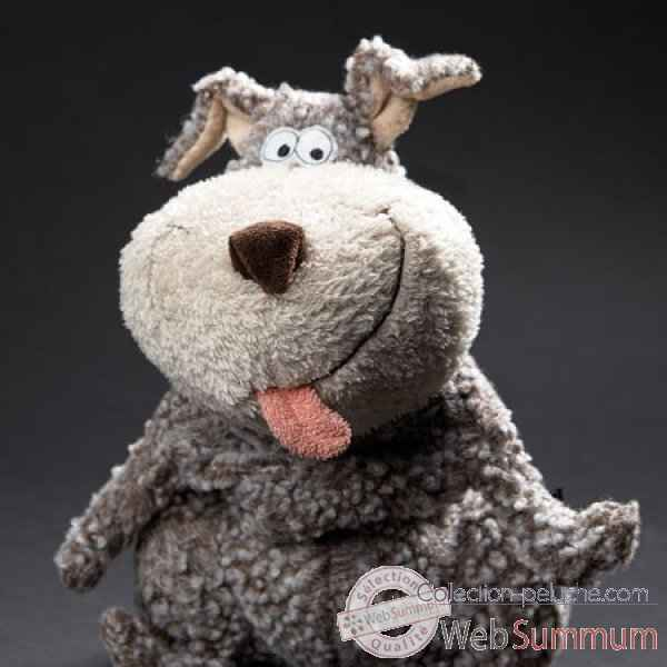 Peluche chien watson boston, beasts Sigikid -38604