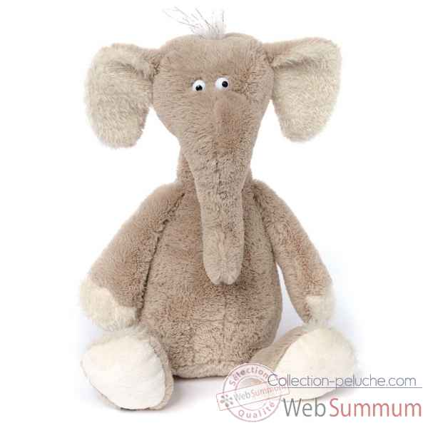 Peluche grand elephant, beasts Sigikid -38701