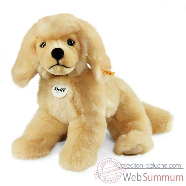 Chien lenni golden retriever, blond STEIFF -076961