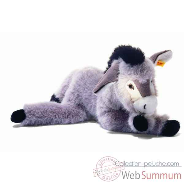 Peluche steiff ane issy, gris chine -102004