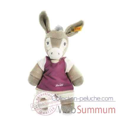 Peluche steiff ane issy, taupe /mure -238581