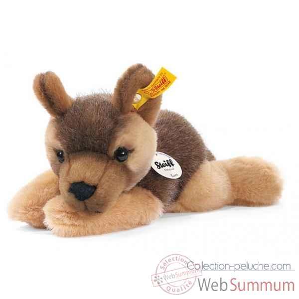 peluche steiff le petit ami de steiff chien berger chiot lars brun 280283 de steiff. Black Bedroom Furniture Sets. Home Design Ideas
