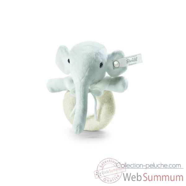 Peluche steiff selection elephant anneau de prehension, sable -239182