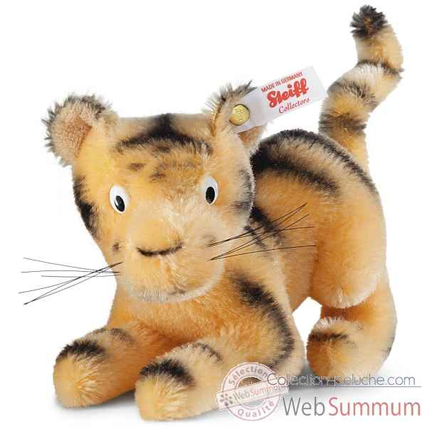 Tigretigger, light marron/noir STEIFF -354977