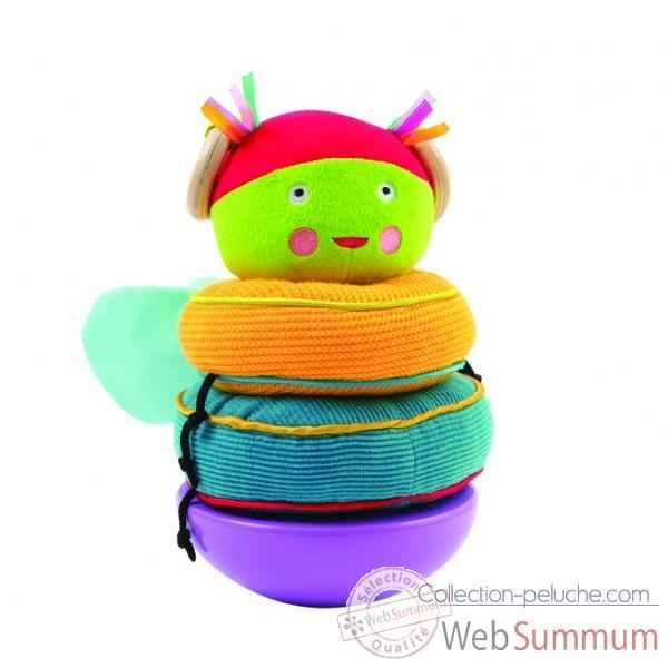 Bebe buggybu bug-a-round empilable -210210