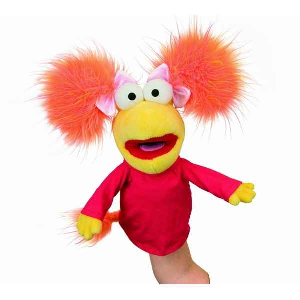 Fraggle rock red marionnette -141370