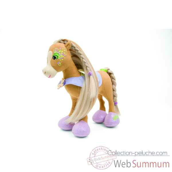 Peluche star willow stables brynn rae cheval de randonnee -132050