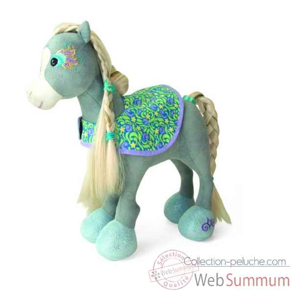 Peluche star willow stables deena jean cheval de trait -132060
