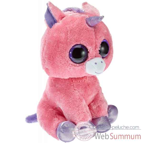 peluche beanie boo 39 s 41 cm magic la licorne ty ty36804 dans peluche ty. Black Bedroom Furniture Sets. Home Design Ideas