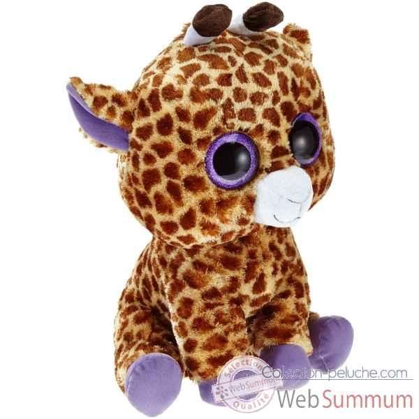 Peluche Beanie boo s 41 cm - safari la girafe Ty -TY36801 dans ... 7f819bf98d3f